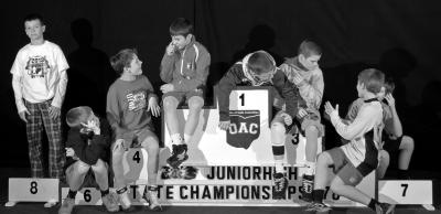 Junior High State Program