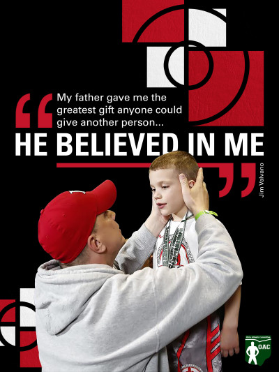 Father-He Believed in Me