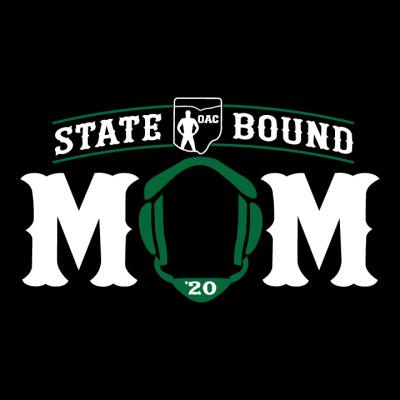 State Bound Mom T-Shirt