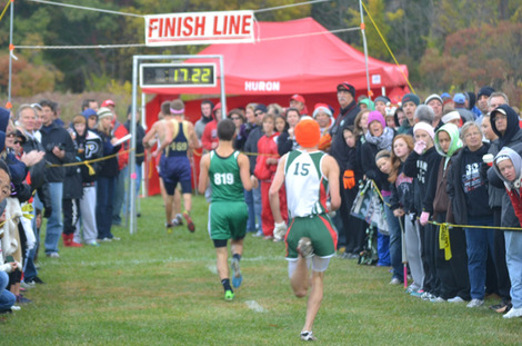 Cross Country Individual Entry