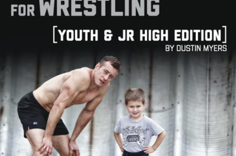 Strength & Conditioning for Wrestling-  Youth & Junior High E-Book